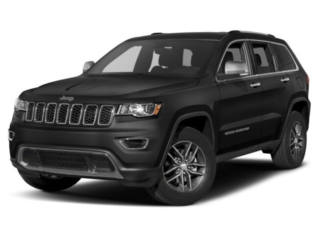 New 2018 Jeep Grand Cherokee Limited RWD SUV For Sale or Lease in West Covina, CA