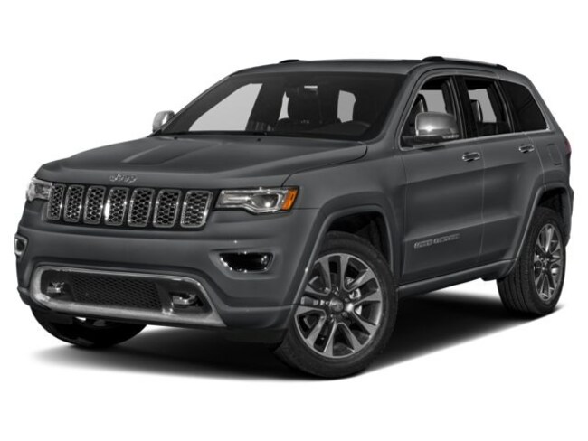 New 2018 Jeep Grand Cherokee OVERLAND 4X2 Sport Utility near Southaven, MS