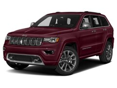 New 2018 Jeep Grand Cherokee OVERLAND 4X2 Sport Utility for sale in Jasper GA