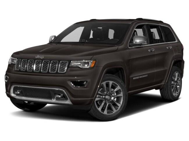 New 2018 Jeep Grand Cherokee OVERLAND 4X2 Sport Utility Berwick