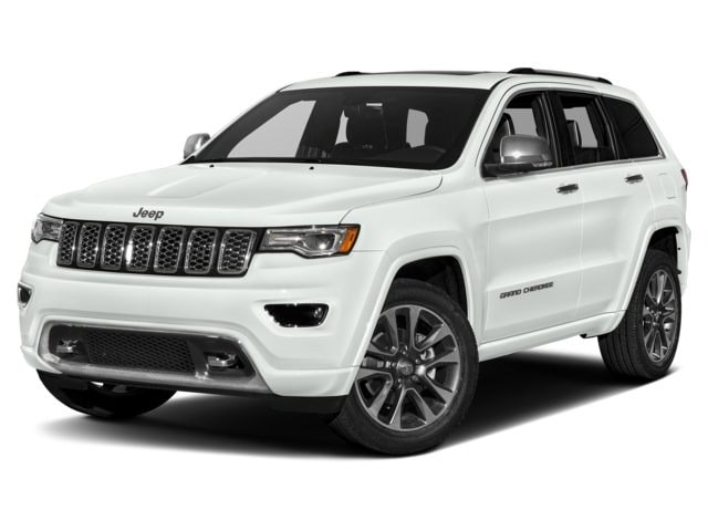 2018 Jeep Grand Cherokee Overland RWD SUV