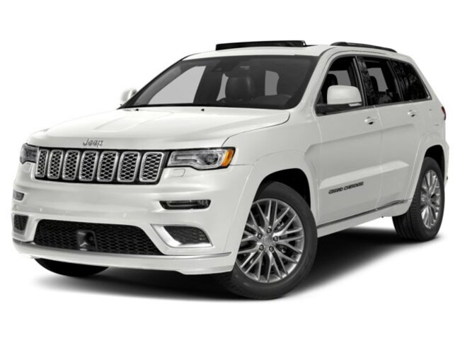 2018 Jeep Grand Cherokee Summit RWD SUV