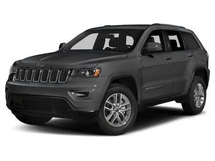 2018 Jeep Grand Cherokee Altitude SUV  Sport Utility 4WD