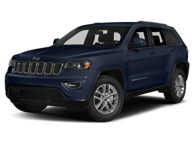 New 2018 Jeep Grand Cherokee Laredo 4x4 SUV in Adrian, MI
