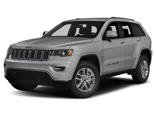 New 2018 Jeep Grand Cherokee Laredo SUV in Austintown, OH