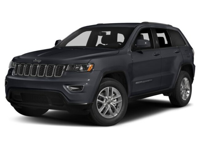 New 2018 Jeep Grand Cherokee Laredo SUV in Highland Park, MI