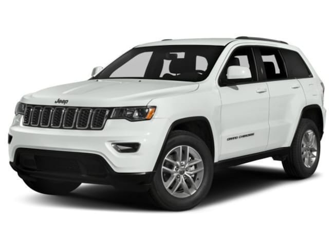 New 2018 Jeep Grand Cherokee ALTITUDE 4X4 Sport Utility Near Saginaw