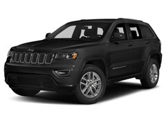 New 2018 Jeep Grand Cherokee Laredo 4x4 SUV Chantilly