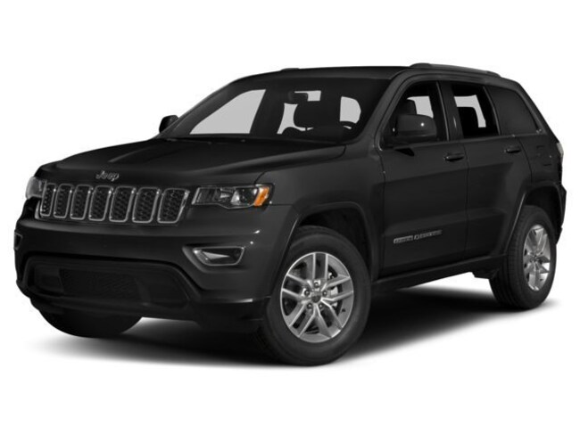 New 2018 Jeep Grand Cherokee ALTITUDE 4X4 Sport Utility Roseville