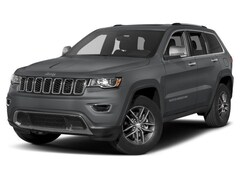2018 Jeep Grand Cherokee LIMITED 4X4 Demo Sport Utility