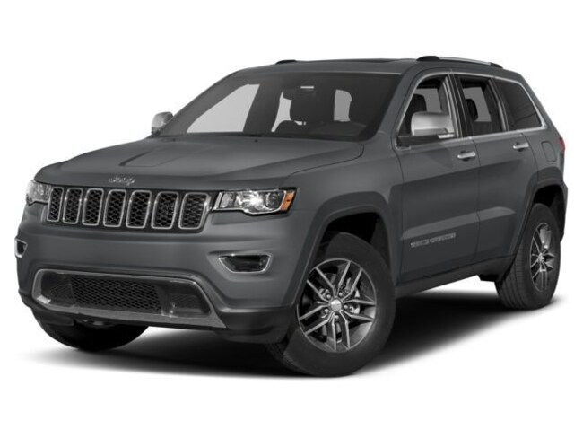 New 2018 Jeep Grand Cherokee Limited 4x4 SUV Near Norwich