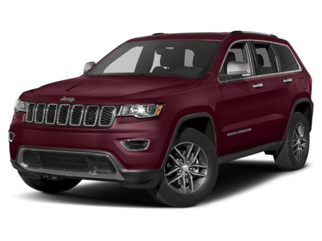 New 2018 Jeep Grand Cherokee LIMITED 4X4 Sport Utility in Carroll, IA