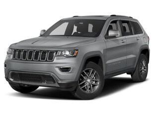 2018 Jeep Grand Cherokee Sterling Edition 4x4 *Ltd Avail* Sport Utility