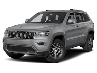 New 2018 Jeep Grand Cherokee LIMITED 4X4 Sport Utility in Lynchburg, VA