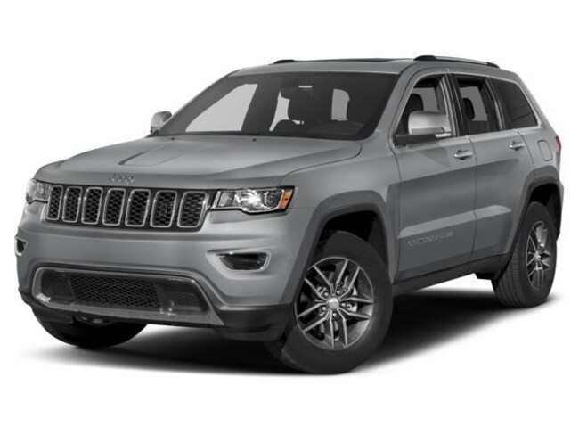 New 2018 Jeep Grand Cherokee Limited 4x4 SUV in Jacksonville