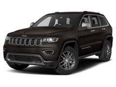 New 2018 Jeep Grand Cherokee LIMITED 4X4 Sport Utility Twin Falls, ID