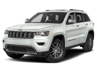 New 2018 Jeep Grand Cherokee 4x4 Limited SUV for sale in Lebanon, NH at Miller Chrysler Jeep Dodge Ram