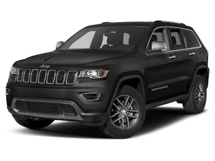 2018 Jeep Grand Cherokee Limited w/Nav SUV