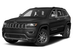 New 2018 Jeep Grand Cherokee LIMITED 4X4 Sport Utility Littleton NH