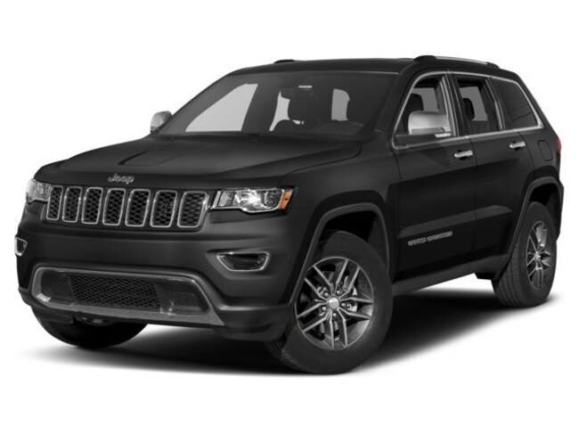 New 2018 Jeep Grand Cherokee Limited 4x4 SUV For Sale in Oshkosh, WI