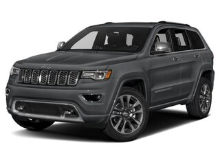 New 2018 Jeep Grand Cherokee OVERLAND 4X4 Sport Utility for sale near Indianapolis