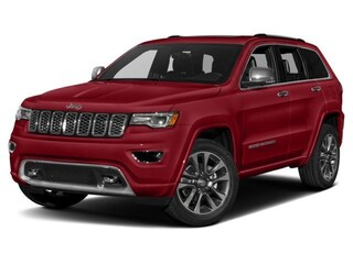 New 2018 Jeep Grand Cherokee HIGH ALTITUDE 4X4 Sport Utility in Yucca Valley