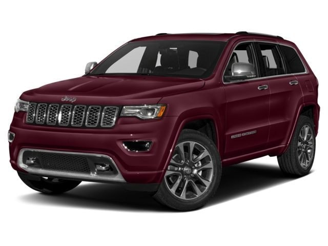 New 2018 Jeep Grand Cherokee Overland SUV West Bountiful