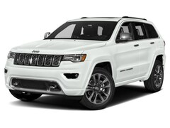2018 Jeep Grand Cherokee Overland 4x4 SUV in Exeter NH at Foss Motors Inc