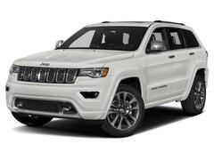 2018 Jeep Grand Cherokee Overland 4x4 SUV 26349