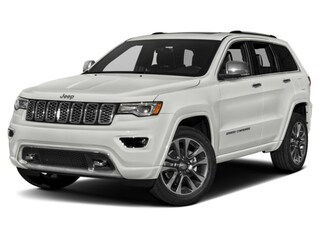 New 2018 Jeep Grand Cherokee Overland 4x4 SUV in Lynchburg, VA