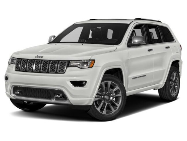 New 2018 Jeep Grand Cherokee OVERLAND 4X4 Sport Utility in Woodbury Heights, NJ