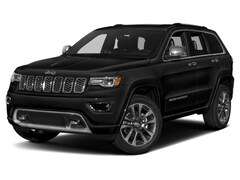 New Chrysler, Dodge FIAT, Genesis, Hyundai, Jeep & Ram 2018 Jeep Grand Cherokee Overland 4x4 SUV for sale in Maite