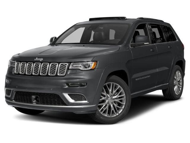 2018 Jeep Grand Cherokee SUV 4x4