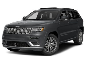 2018 Jeep Grand Cherokee Summit 4x4
