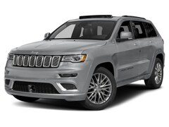 New 2018 Jeep Grand Cherokee Summit 4x4 SUV in The Dalles