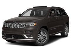 New Chrysler, Dodge FIAT, Genesis, Hyundai, Jeep & Ram 2018 Jeep Grand Cherokee Summit 4x4 SUV for sale in Maite