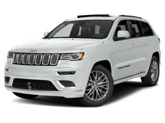 2018 Jeep Grand Cherokee Summit 4x4 SUV in Exeter NH at Foss Motors Inc
