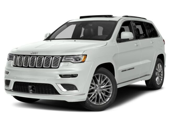 New 2018 Jeep Grand Cherokee Summit 4x4 SUV in York, PA