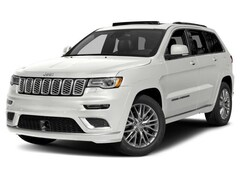 New 2018 Jeep Grand Cherokee SUMMIT 4X4 Sport Utility for sale in Lima, OH