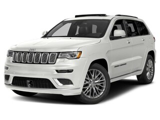 New 2018 Jeep Grand Cherokee SUMMIT 4X4 Sport Utility in Dunn NC