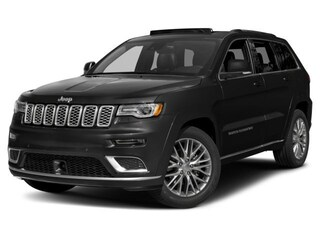 New 2018 Jeep Grand Cherokee SUMMIT 4X4 Sport Utility Sandusky OH