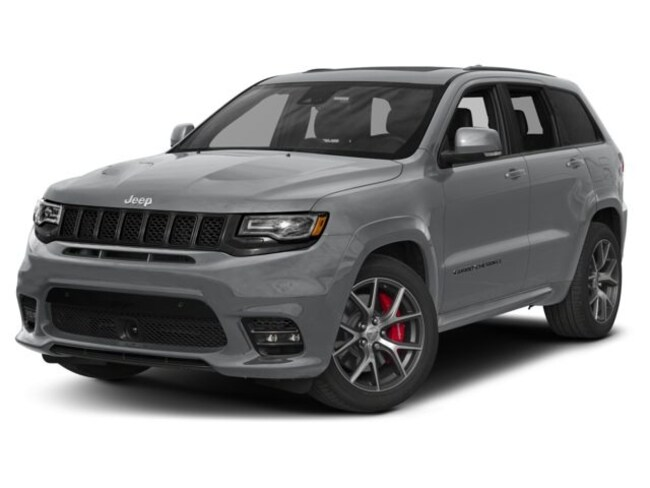 New 2018 Jeep Grand Cherokee SRT 4x4 SUV Bend OR