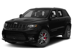 2018 Jeep Grand Cherokee SRT 4x4 SUV in Exeter NH at Foss Motors Inc
