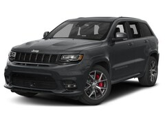 2018 Jeep Grand Cherokee Trackhawk Trackhawk 4x4