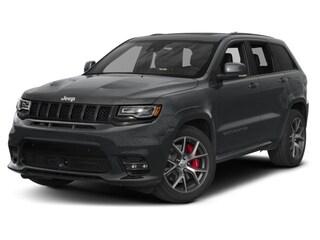 New 2018 Jeep Grand Cherokee TRACKHAWK 4X4 Sport Utility Petaluma