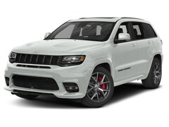 New 2018 Jeep Grand Cherokee TRACKHAWK 4X4 Sport Utility for sale in Lakeland, FL
