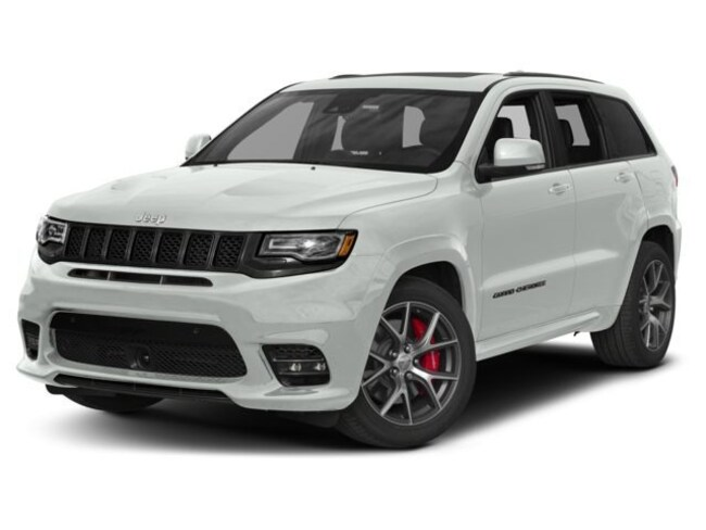 New 2018 Jeep Grand Cherokee TRACKHAWK 4X4 Sport Utility near Indianapolis
