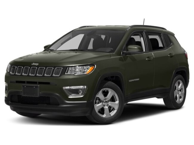New 2018 Jeep Compass Sport FWD SUV