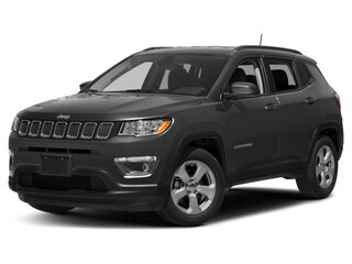 New 2018 Jeep Compass LATITUDE FWD Sport Utility J181756 in Brunswick, OH