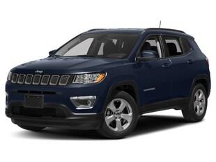 2018 Jeep Compass Latitude FWD SUV